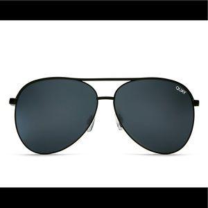 NWT Quay Australia Vivienne Aviator Sunglasses